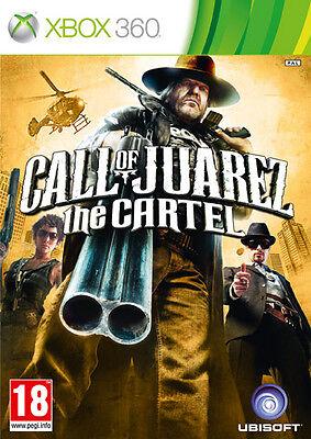 Call Of Juarez: The Cartel XBOX360 - Totalmente in Italiano