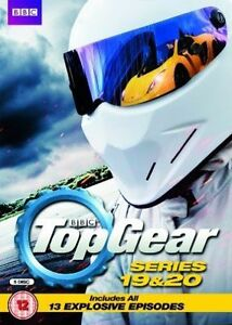 Top Gear - Series 19 and Series 20 Boxset [DVD] New UNSEALED