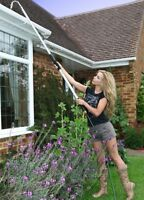 Eaves Trough And Window Cleaning Edmonton AB Region
