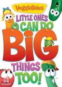 Veggie Tales-Dvd Veggie Tales #50: Little Ones C  DVD NEW