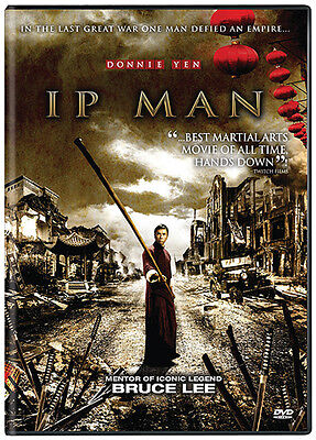 Ip Man (DVD, 2010) (WGU01145D)