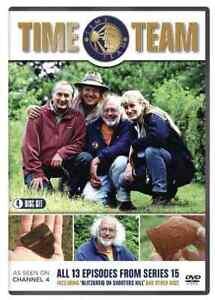 Time Team: Series 15  DVD NEW