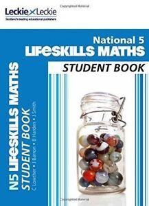 National 5 Lifeskills Maths Student Book (Student Book), Harden, Smith, Jenny, B