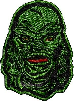 Creature from the Black Lagoon Embroidered Patch Horror Movie Universal Monsters