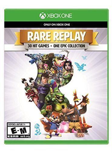 Купить Rare Replay for XBOX ONE (BRAND NEW & FACTORY SEALED)