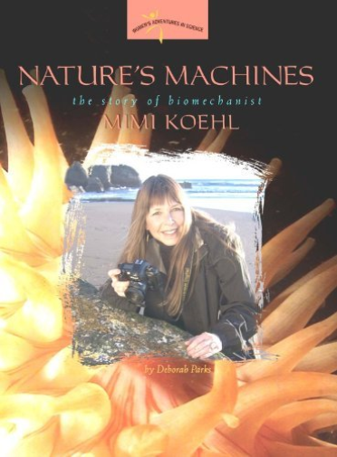 Parks-Nature`S Machines:  BOOK NEW