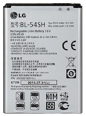 New OEM Original LG Optimus LTE III 3 F7 F260 F260S F260K F260L L90 D415 BL-54SH