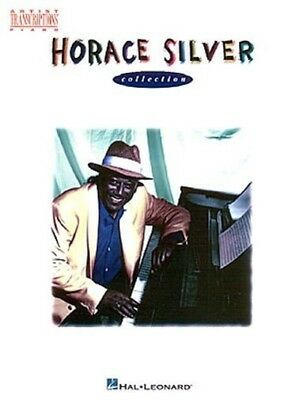 HORACE SILVER COLLECTION PIANO SHEET MUSIC SONG -