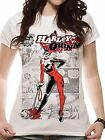 Harley Quinn Tops for Women