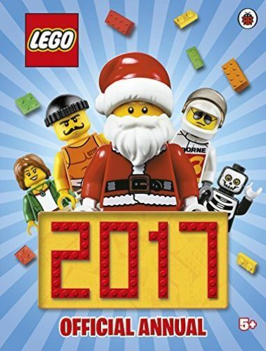 LEGO Official Annual 2017  BOOK NEW