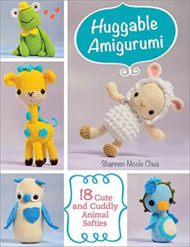 Huggable Amigurumi  BOOK NEW
