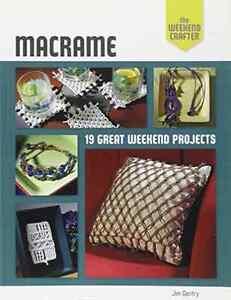 `Gentry, Jim`-Macrame  BOOK NEW