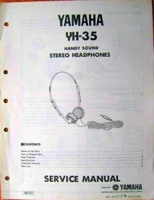 Parts & Accessories - Repair Service Manual