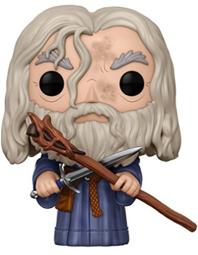 FUNKO-POP MOVIES LORD OF THE RINGS-GANDALF US IMPORT ACC NEW - $10.74