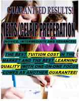 LEARN IELTS/CELPIP AT AN EXCEPTIONALLY LOW PRICE WITH RESULTS!