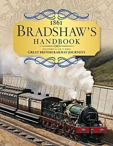 Bradshaw-039-s-Handbook-1861-Railway-Handbook-of-Great-Britain-and-Ireland-RRP-20