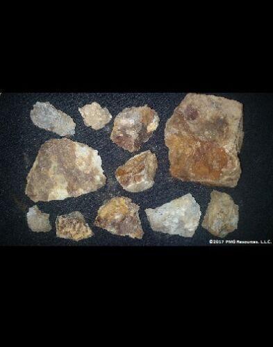 2 LB Genuine Colorado Gold Ore