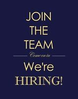 Looking for an Aesthetician to join our team