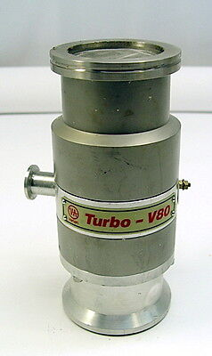 Varian Turbo-v80 Turbo Vacuum Pump 969-9011 Nw63