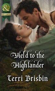 Brisbin, Terri, Yield to the Highlander (The MacLerie Clan, Book 5), Very Good B