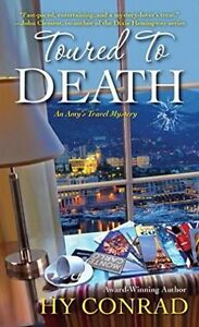 Toured to Death (An Amy's Travel Mystery)-ExLibrary
