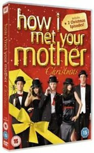 How I Met Your Mother Christmas DVD