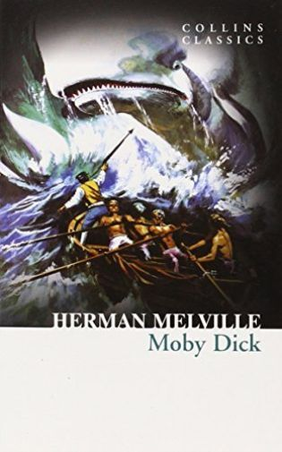 Classics Moby Dick  BOOK NEW