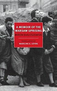 A-Memoir-of-the-Warsaw-Uprising-New-York-Review-Books-Classics-Good-Condition