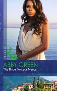 Good, The Bride Fonseca Needs (Billionaire Brothers, Book 2), Green, Abby, Book