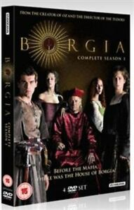 Borgia  Complete Season One DVD Good DVD Isolda Dychauk Art Malik Diarmui - Bilston, United Kingdom - Returns accepted Most purchases from business sellers are protected by the Consumer Contract Regulations 2013 which give you the right to cancel the purchase within 14 days after the day you receive the item. Find out more about  - Bilston, United Kingdom