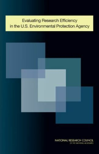 Evaluating Research Efficiency In T  BOOK NEW