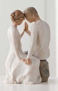 Willow Tree Around You figurine angel DEMDACO couple marriage NEW! Jan. 2013