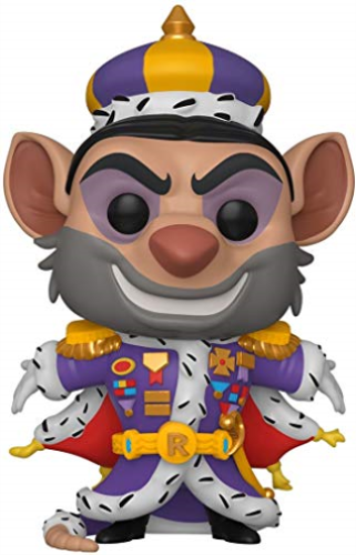 Funko Pop! Disney The Great...-Ratigan #776 (Importación USA) ACC NUEVO