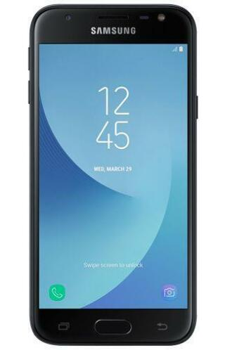 Samsung Galaxy J3 (2017) J330 16GB Black slechts € 138