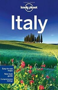 Lonely Planet Italy (Travel Guide), Wheeler, Donna, Sainsbury, Brendan, Hardy, P