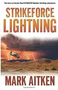 New, Strikeforce Lightning, Aitken, Mark, Book