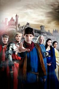 Merlin Poster 24x36