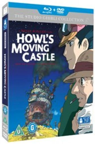 Howl's Moving Castle Blu-ray NEW