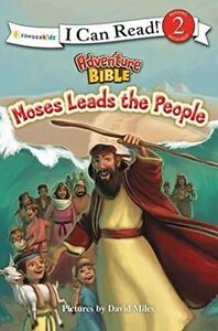 Moses Leads the People by Zondervan Publishing (Paperback, 2014)