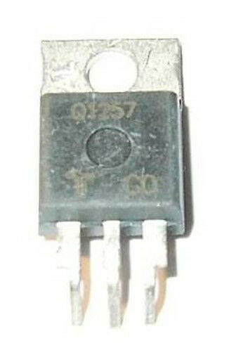 Teccor Q6008RH4 Alternistor TRIAC - 600V - 8A - 600 Volts - 8 Amps - TO-220 Case