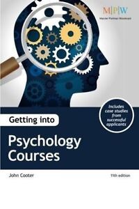 Getting into Psychology Courses by John Cooter (Paperback, 2016)