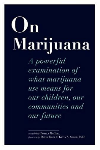 On Marijuana  BOOK NEW