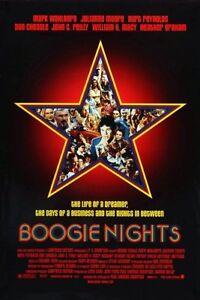 Boogie Nights Movie Poster 24x36