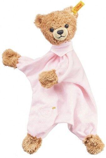 Steiff Sleep Well Bear Grey for Baby with gift box EAN 239908