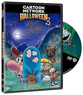 Cartoon Network: Halloween Vol. 3 - Sweet Sweet Fear (DVD) NEW sold as is