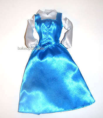 Barbie Fashion Signature Blue Gown/Dress Costume For Barbie Dolls dn500 - Barbie Dress Costume
