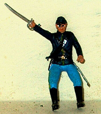 CIVIL WAR UNION OFFICER W/SWORD 54MM MPC