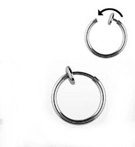 Nose Ring Earrings
