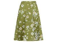 Hobbs Cherry Blossom Skirt (size 12) With Matching Bolero Cardigan