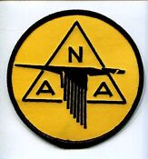 North American Aviation Patch